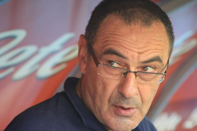 Chelsea Announce Maurizio Sarri as Manager on 3-Year Contract