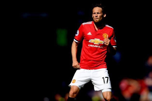 Manchester United Reportedly Agree £14M Fee for Daley Blind to Rejoin Ajax