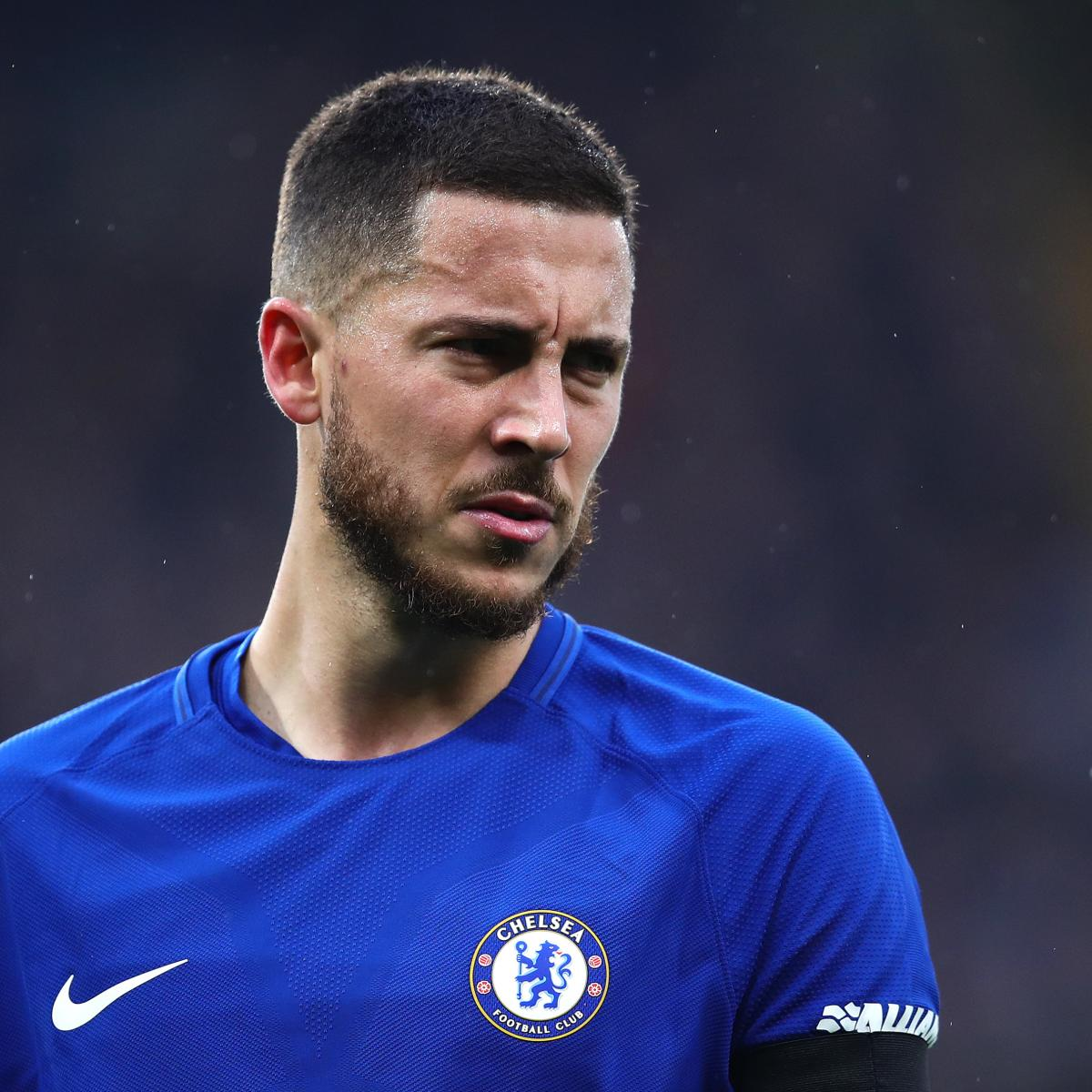 Real Madrid Transfer News: Latest Rumours on £112M Eden Hazard Bid
