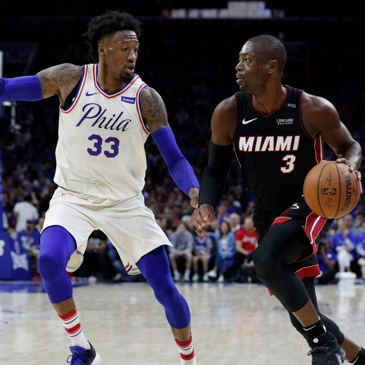 NBA Free Agents 2018: Rumors, Predictions for Greg Monroe, Dwyane Wade