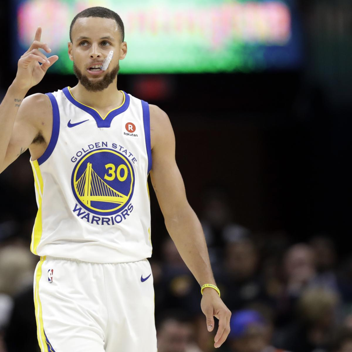 NBA Schedule 2018-19: Team-by-Team Record Predictions and Playoff Odds