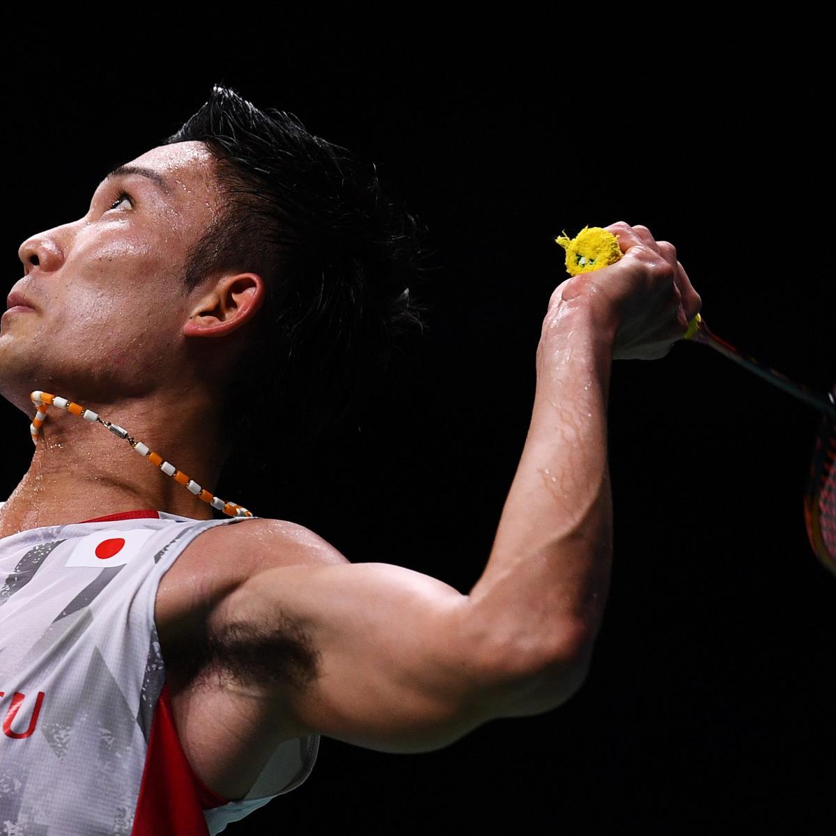 Badminton World Championships 2018: Japan's Kento Momota Wins Gold Medal