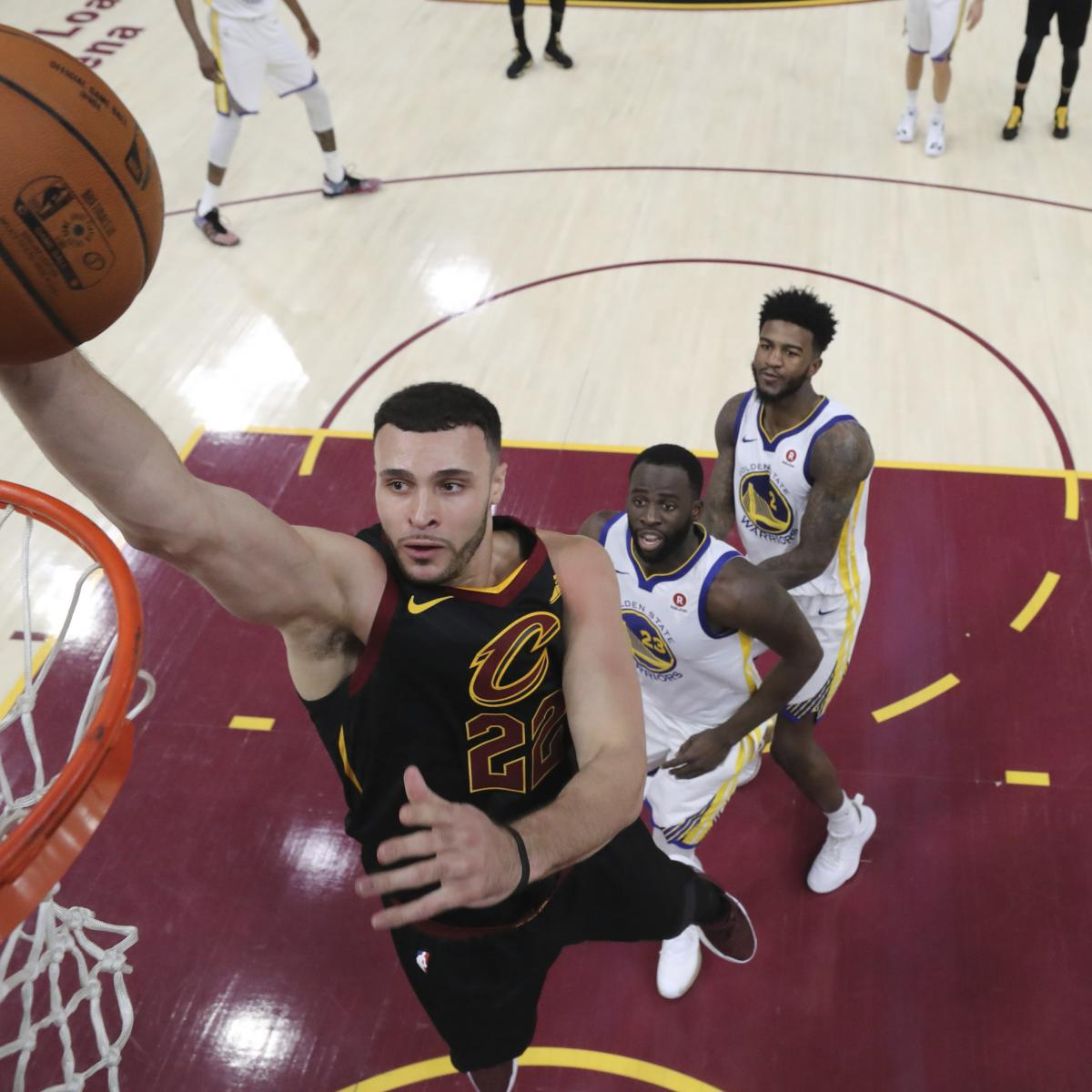 NBA Rumors: Latest Buzz on Larry Nance Jr's Contract, Nate Robinson and More