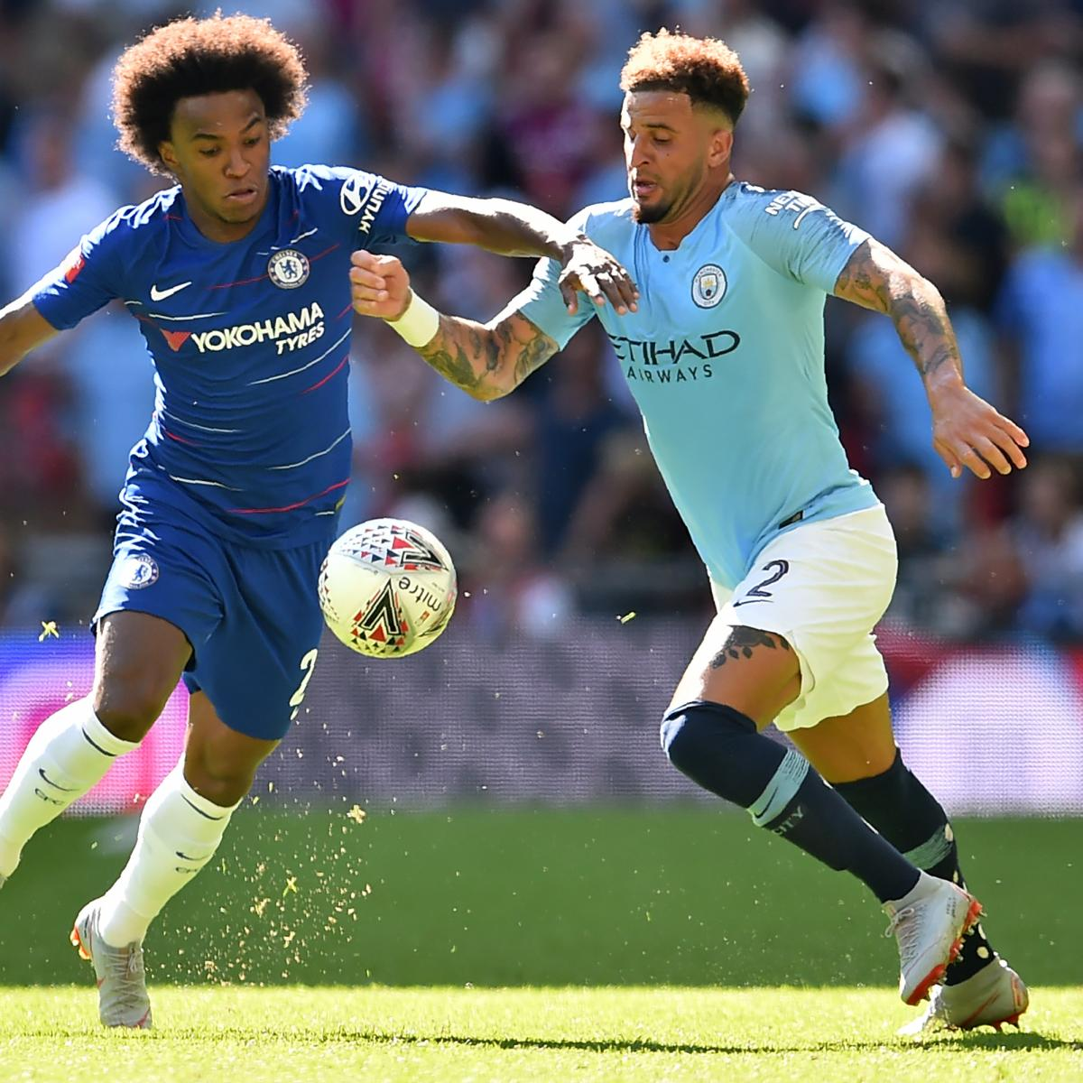 Willian 'Happy Playing for Chelsea' Amid Barcelona, Manchester United Rumours