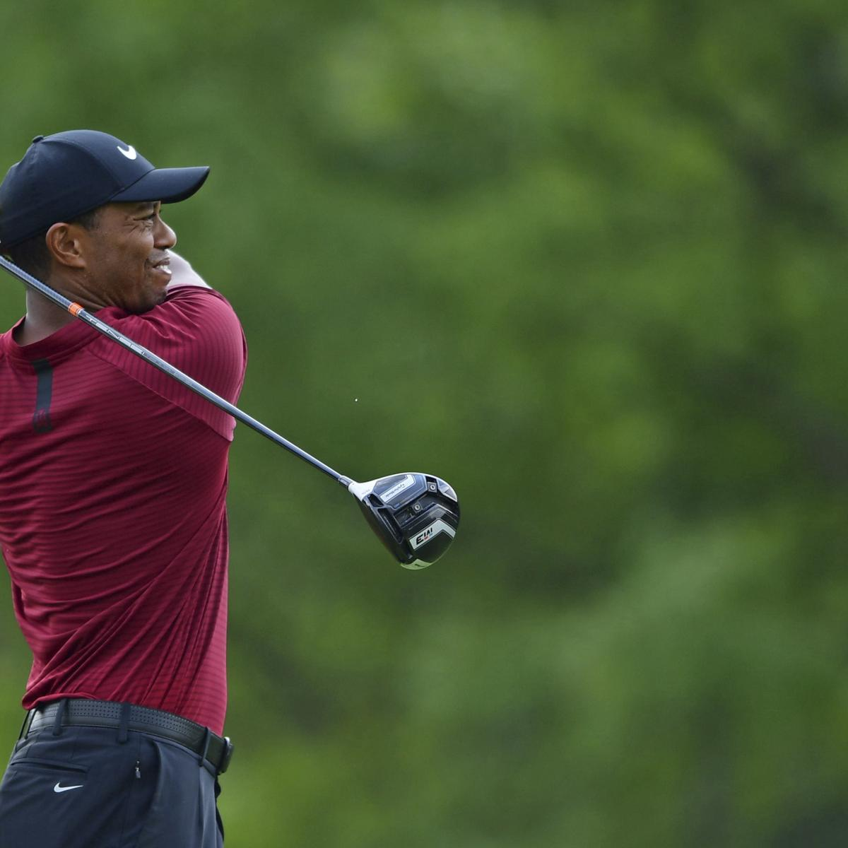 PGA Championship 2018: Start Time, Live Stream, TV Schedule, Odds and Picks
