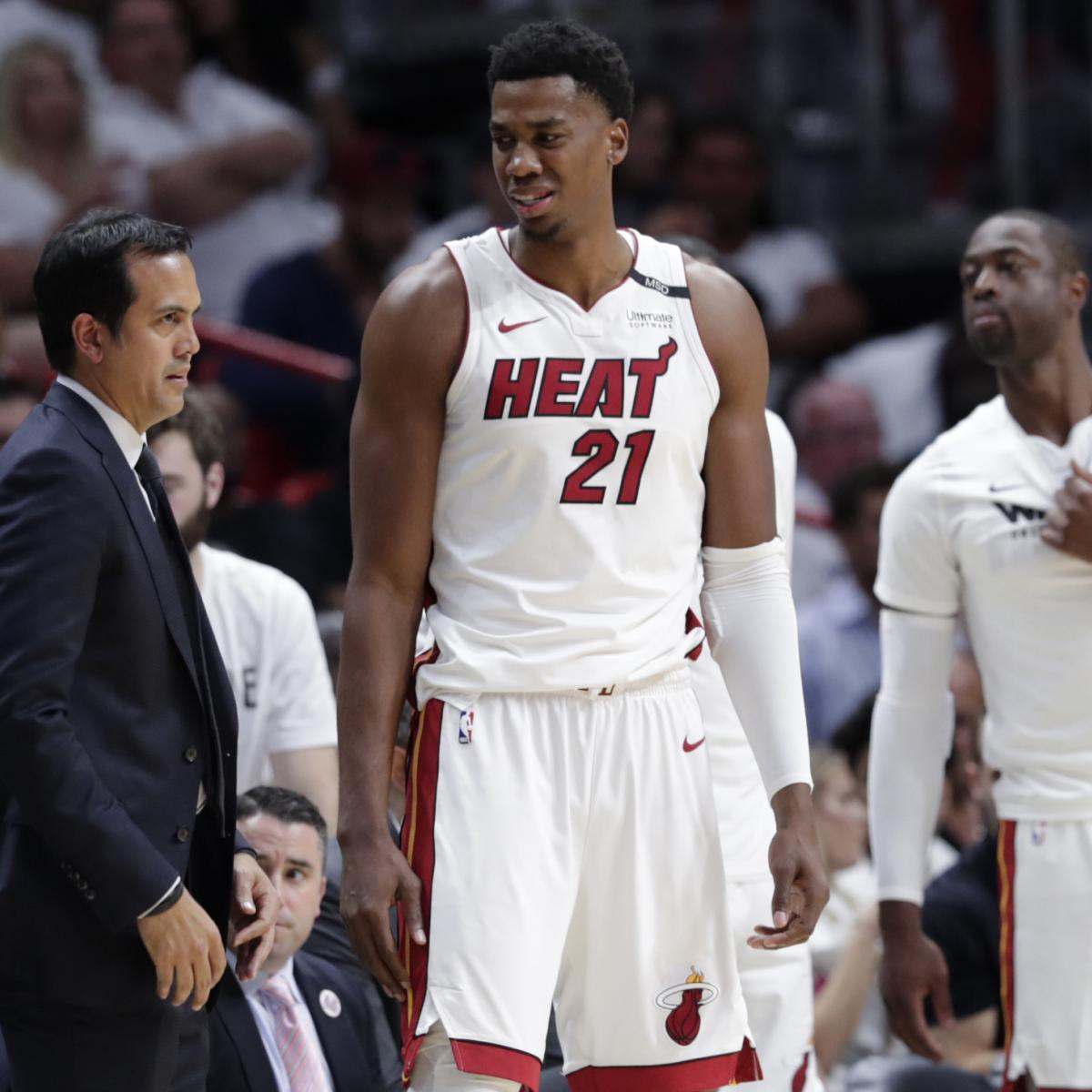 NBA Trade Rumors: Latest Buzz on Hassan Whiteside, JR Smith and More