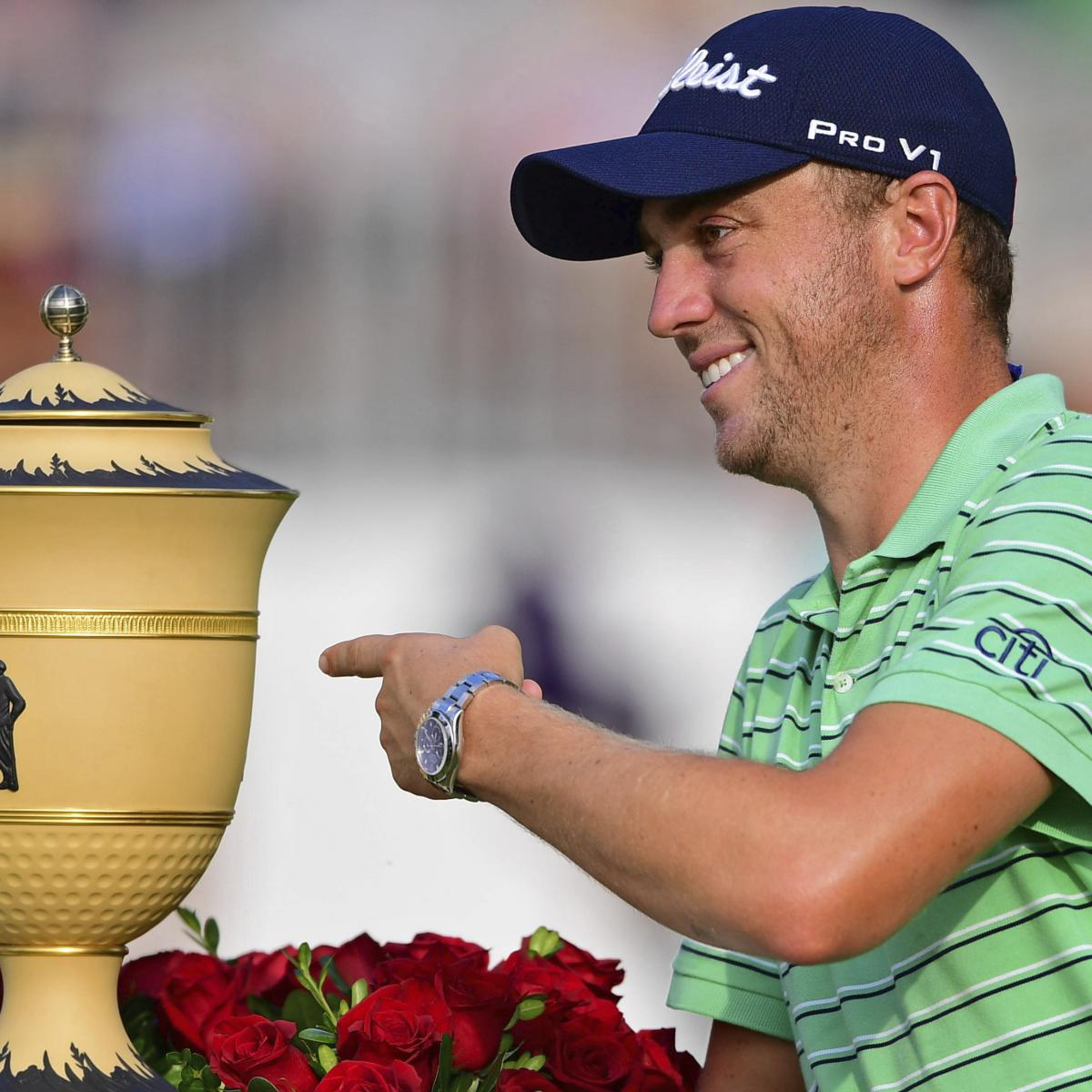 PGA Championship 2018: Tee Times, Date, TV Schedule and Prize Money