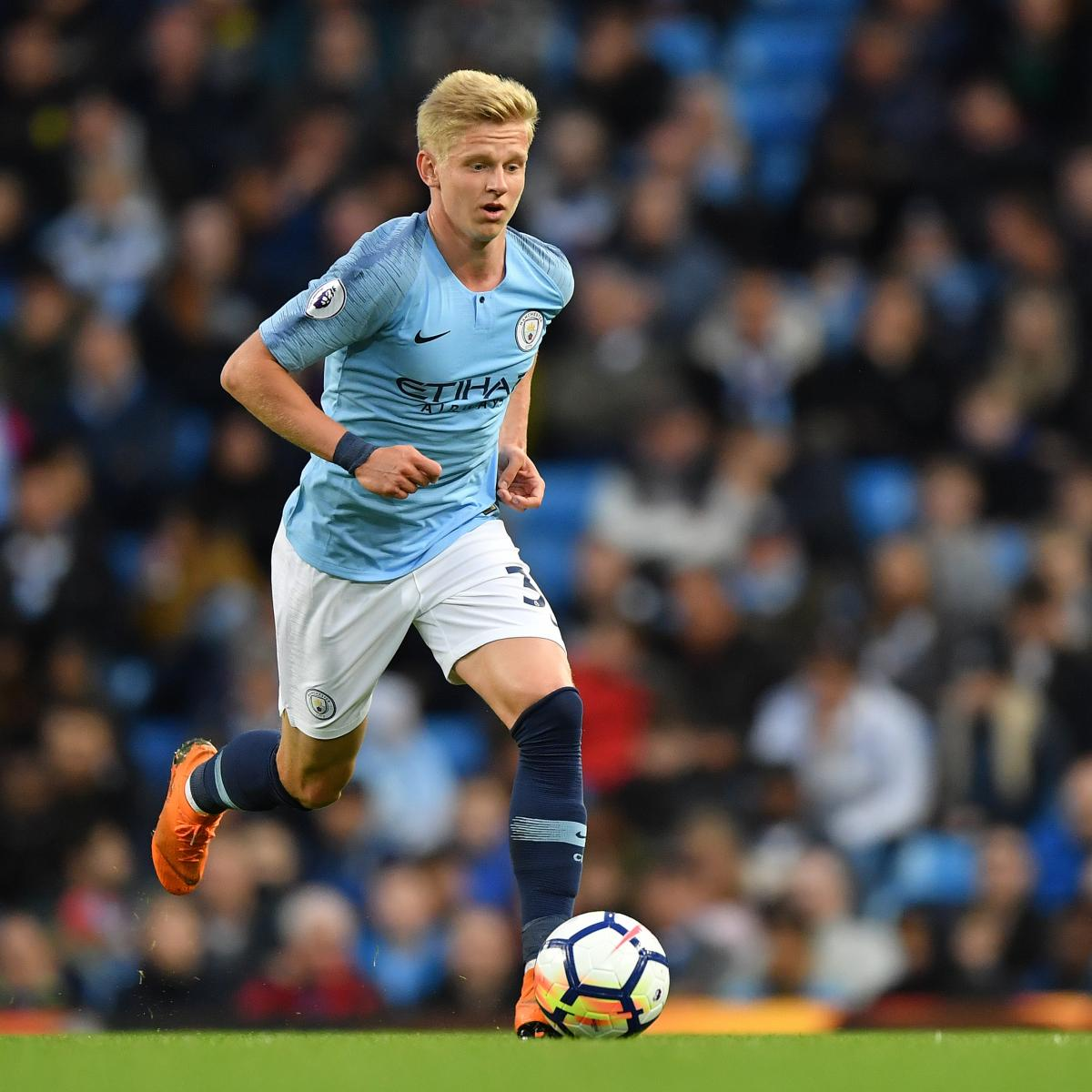 Manchester City Transfer News: Oleksandr Zinchenko's Wolves Deal Reportedly Near