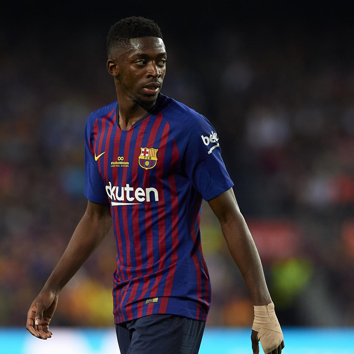 Barcelona Transfer News: Ousmane Dembele Rules out Exit Amid Arsenal Rumours
