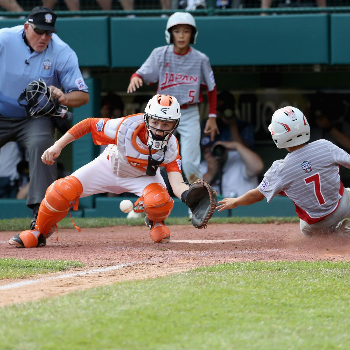 Little League World Series Regionals 2018: Wednesday Scores and Bracket Results