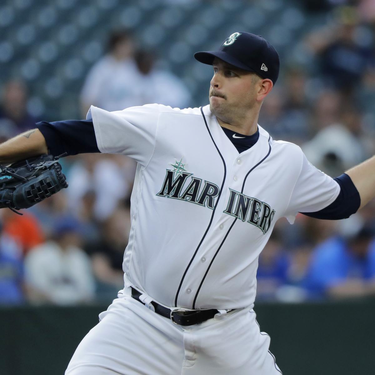 Seattle Mariners vs. Houston Astros Odds, Analysis, MLB Betting Pick