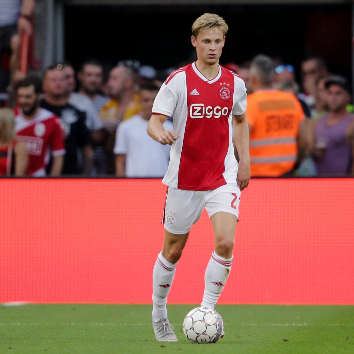 Barcelona Transfer News: Frenkie de Jong Deal Agreed in Latest Rumours