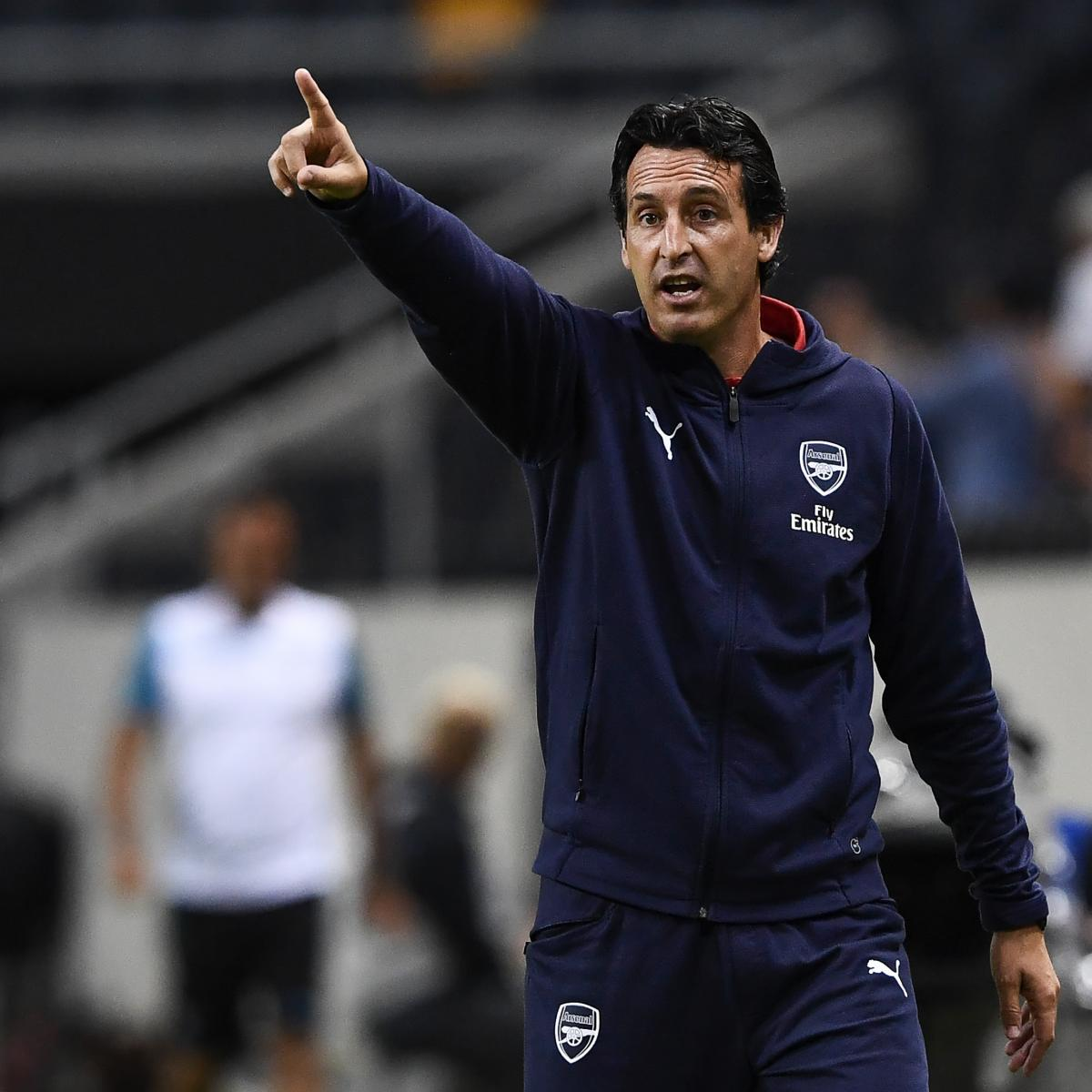 Arsenal vs. Manchester City: Odds, Preview, Live Stream, TV Info