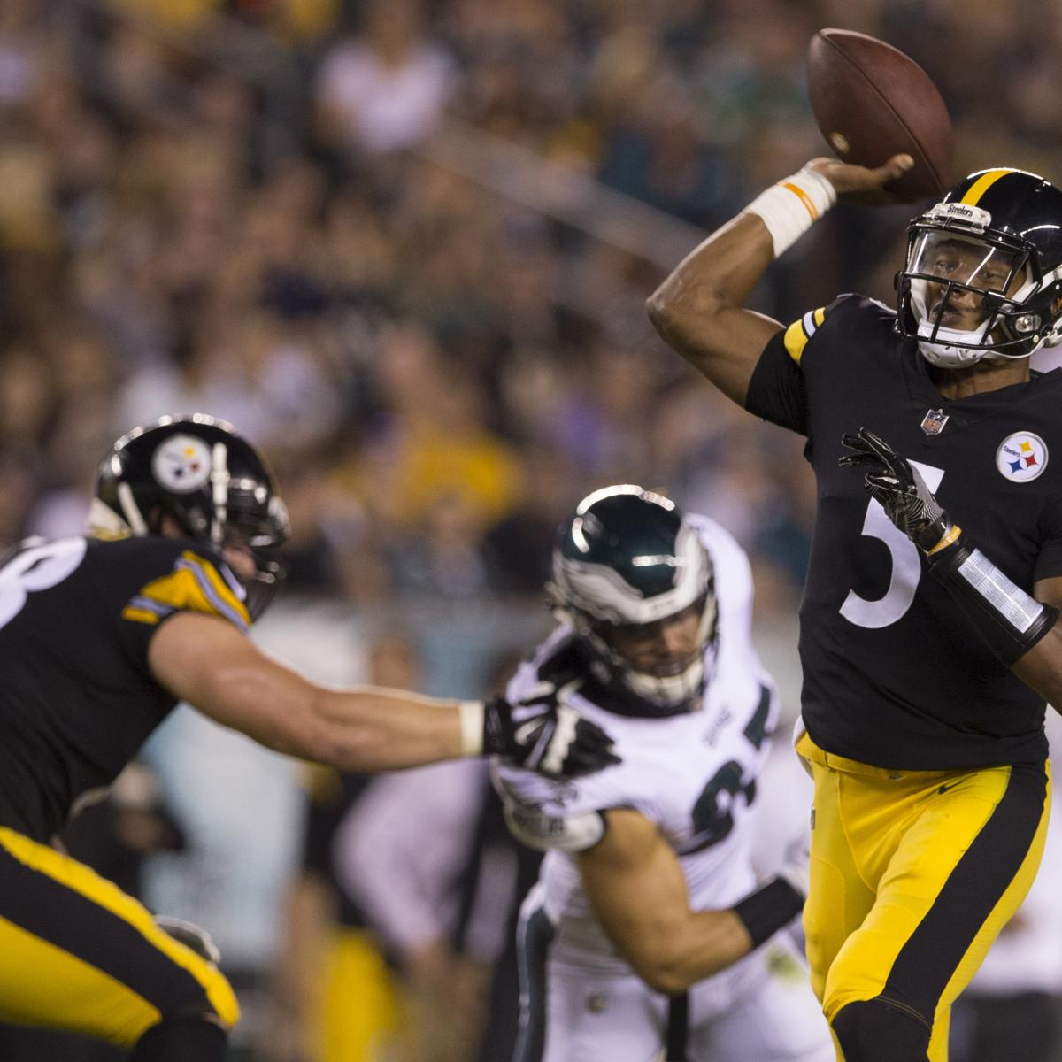 JuJu Smith-Schuster Catches TD in Steelers Preseason Win over Eagles