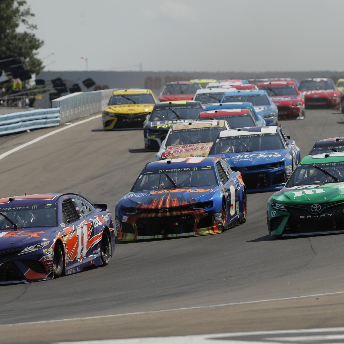 NASCAR at Michigan 2018: Start Time, Ticket Info, Lineup, TV Schedule and More