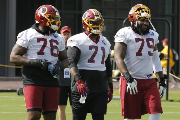 Jets, Redskins Involved in Massive Multiplayer Fight at Training Camp Practice