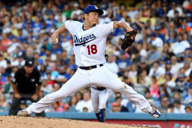 Kenta Maeda, Ross Stripling Moved to Bullpen by Dodgers with Kenley Jansen Out