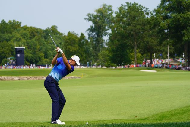 Jordan Spieth Shoots 4 Under to Finish Strong at 2018 PGA Championship