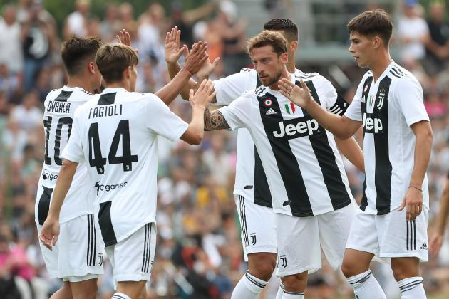 Juventus Transfer News: Claudio Marchisio to Remain with Club in Latest Rumours