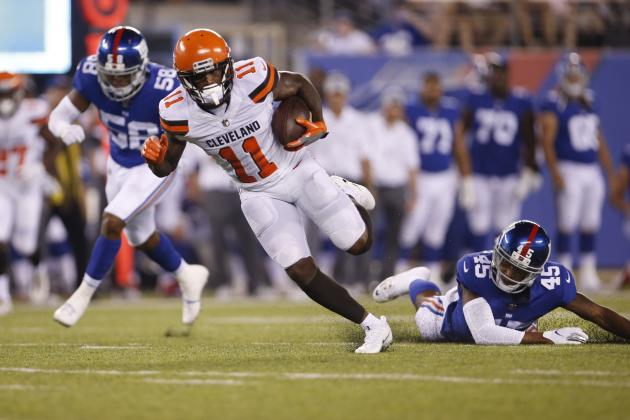 Hue Jackson: Antonio Callaway Played Majority of Browns vs. Giants as Punishment
