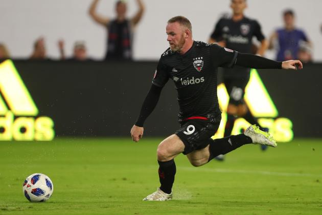 Wayne Rooney Saves DC United from Open-Net Goal Then Assists Game-Winner