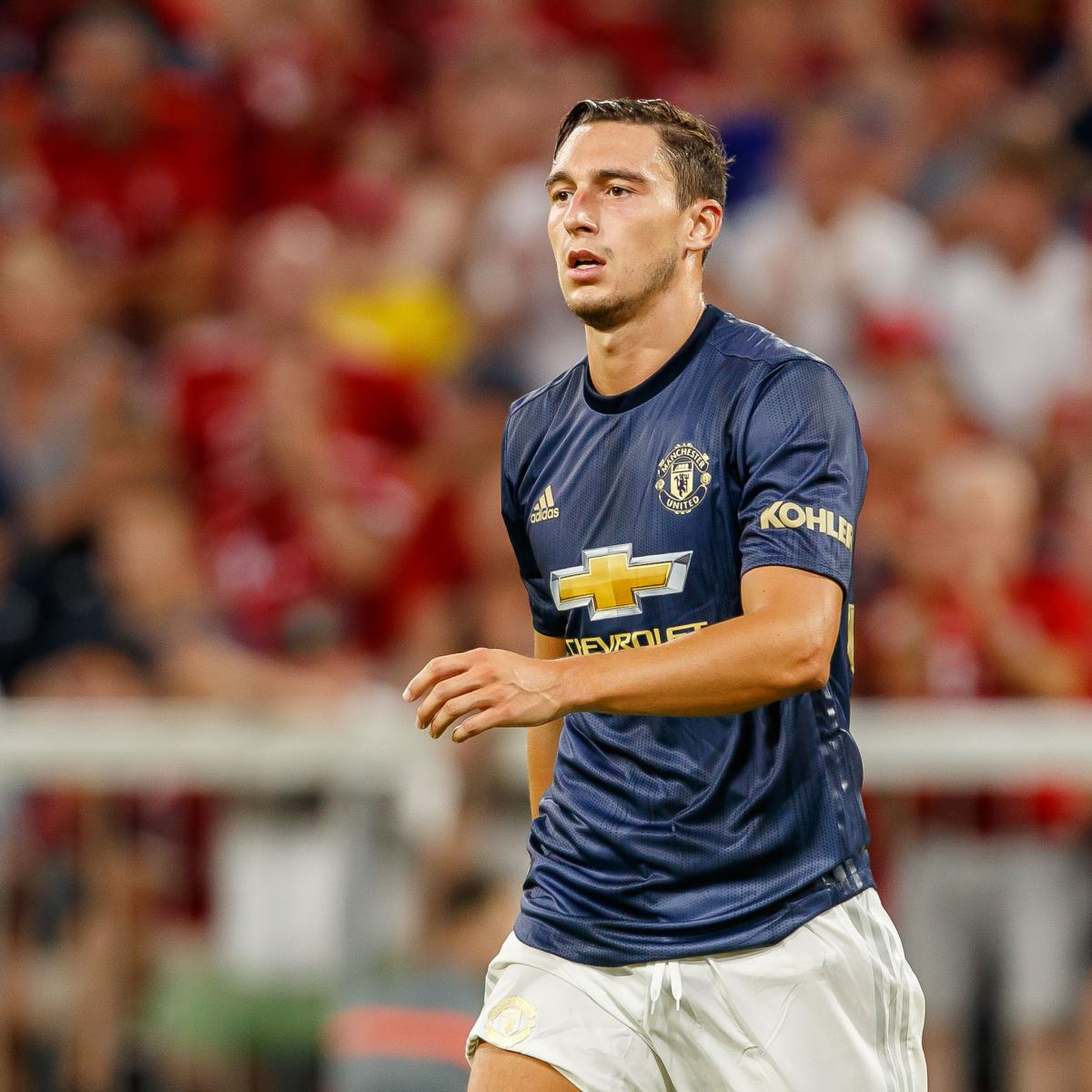 Manchester United Transfer News: Matteo Darmian Rumoured to Be Set for Exit