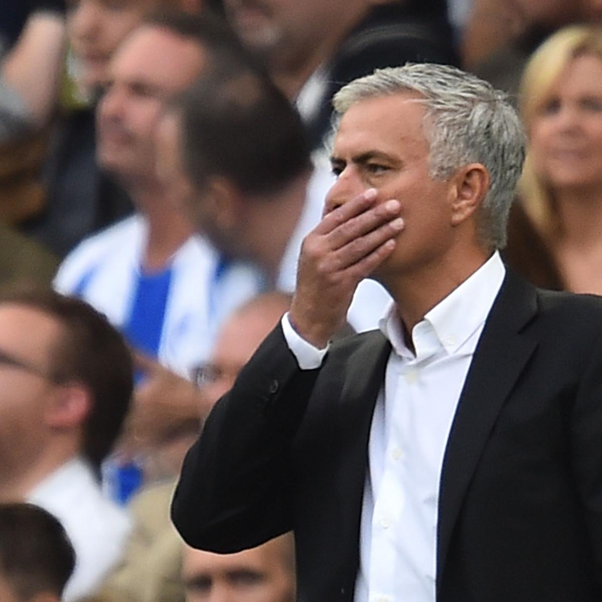 Jose Mourinho Reportedly Has 'Full Backing' of Manchester United Board