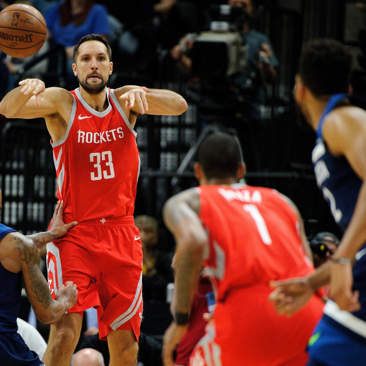 NBA Rumors: Latest Buzz on Possible Ryan Anderson Trade and More