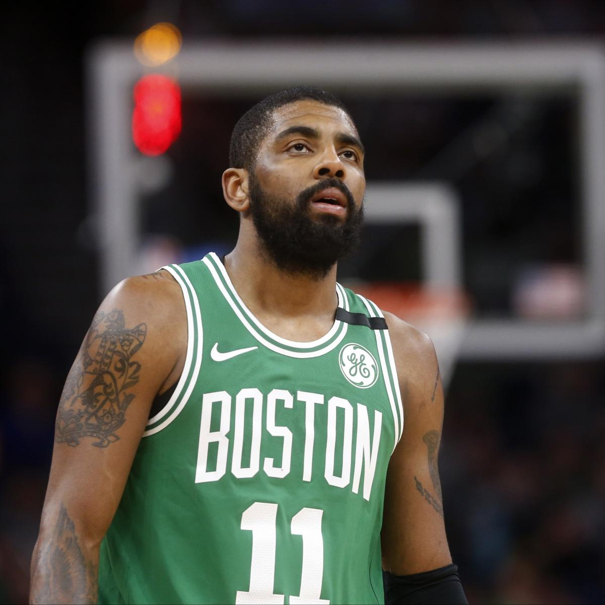 Cavaliers Trade Rumors: Cleveland to Let $3M from Kyrie Irving Deal Expire