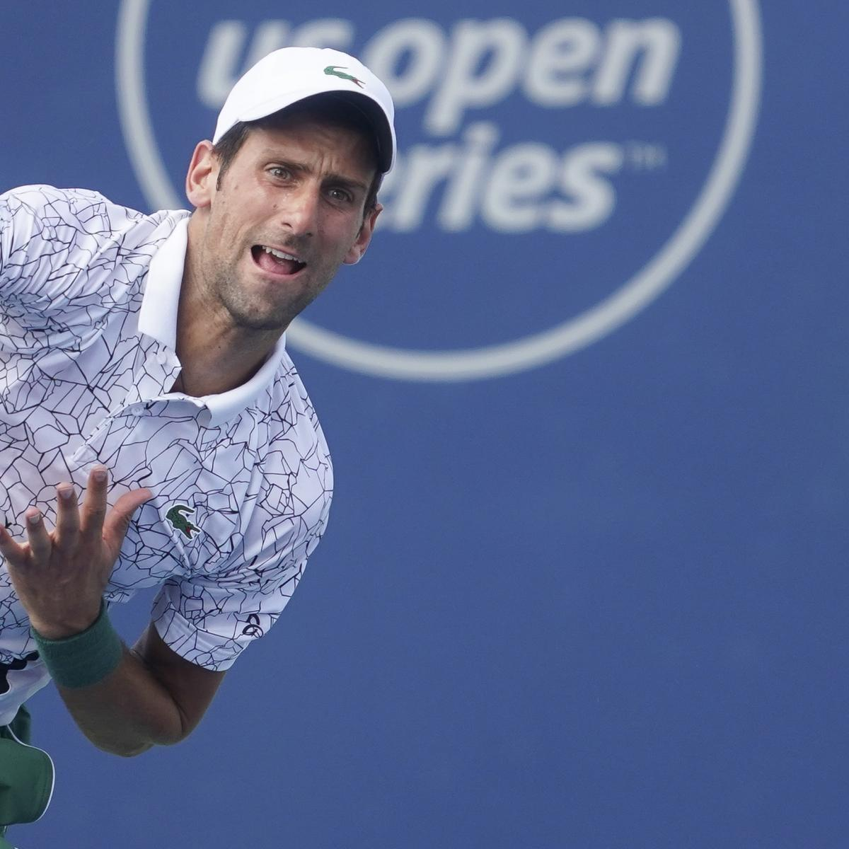 US Open Tennis 2018: Latest Odds and Predictions for Top Contenders