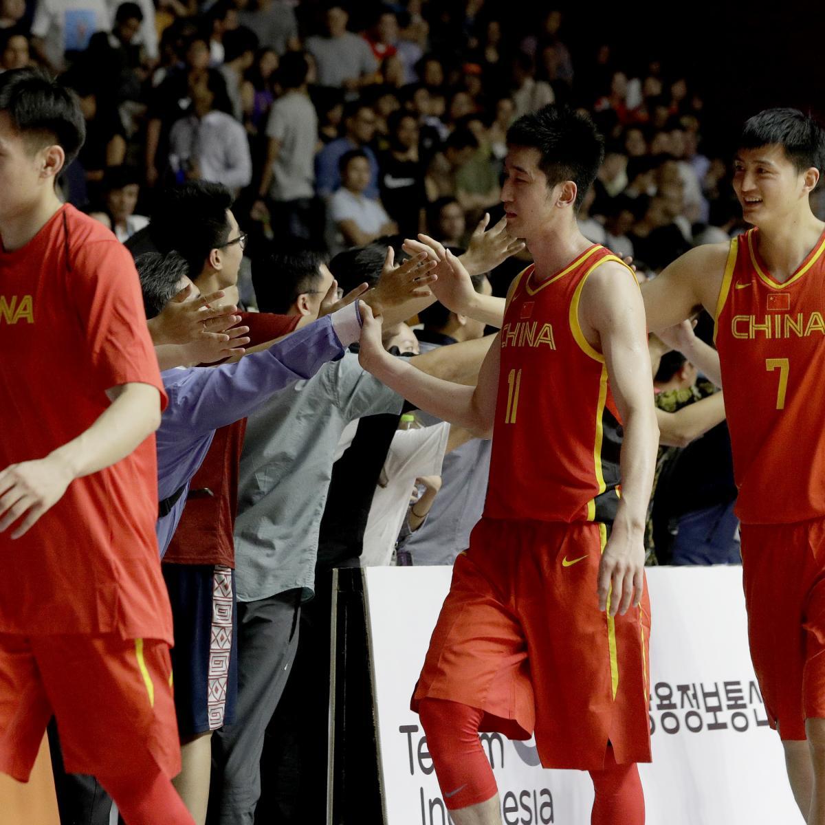Asian Games 2018 Final: China vs. Iran Live Stream, Preview