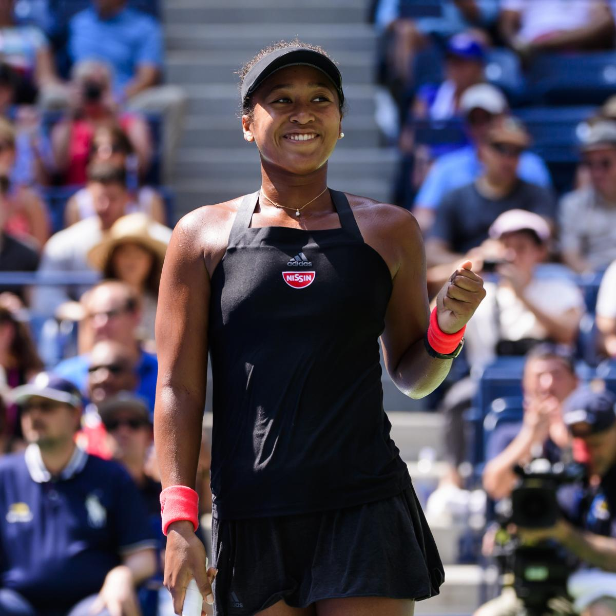 US Open Tennis 2018 Results: Scores, Highlights from Early Wednesday Results