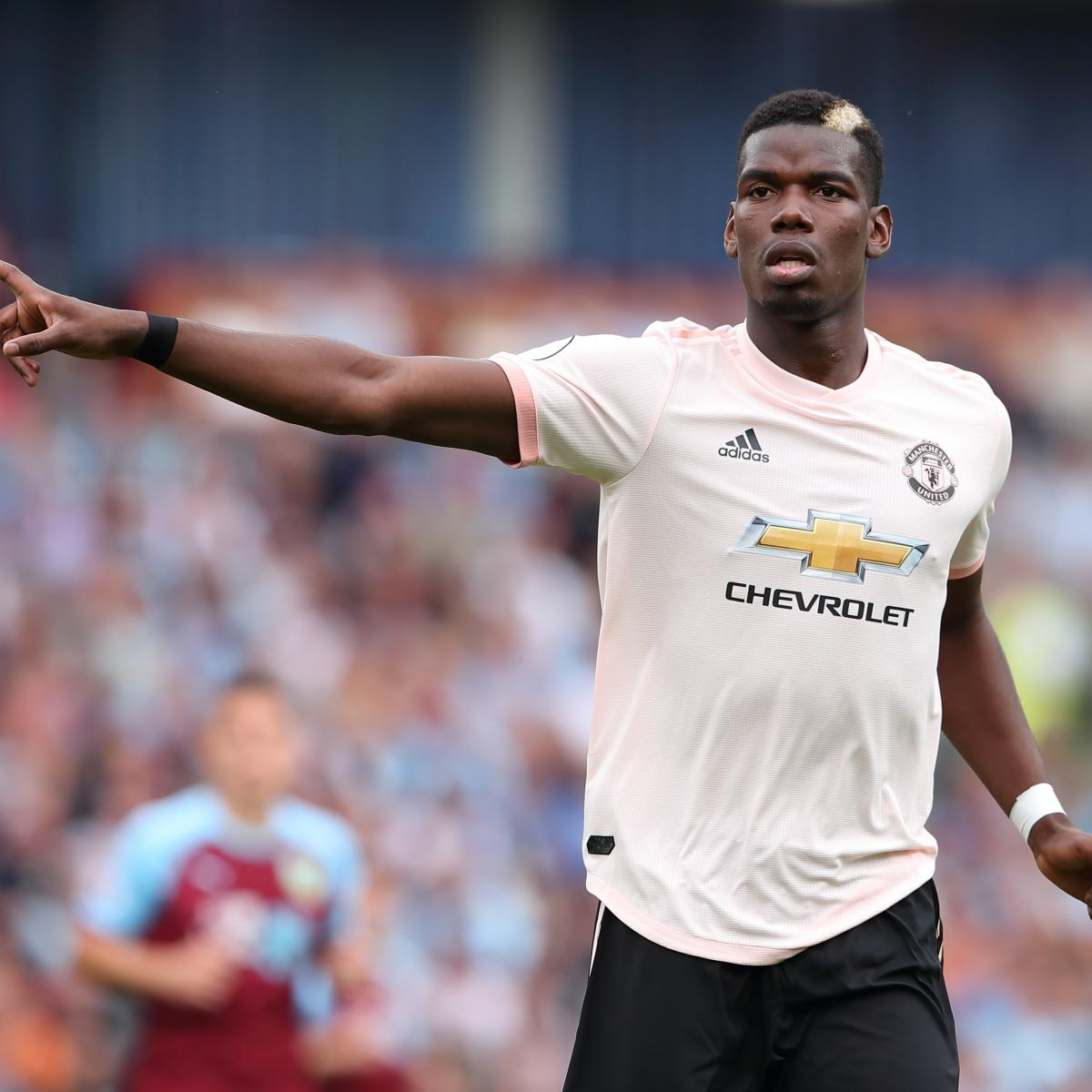 Manchester United Transfer News: Paul Pogba Discusses Latest Exit Rumours
