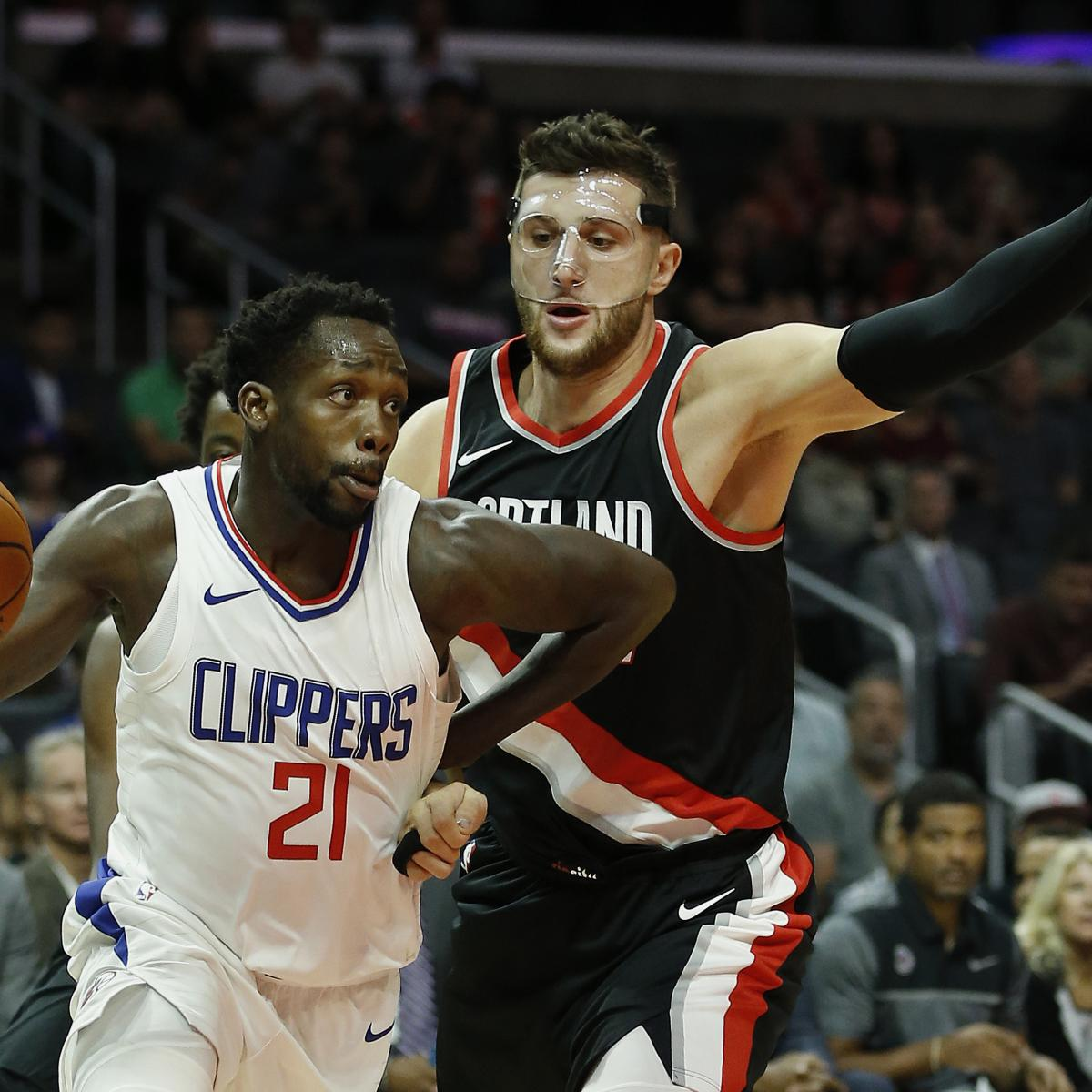 NBA Trade Rumors: Suns Discussing Clippers' Patrick Beverley and More PGs