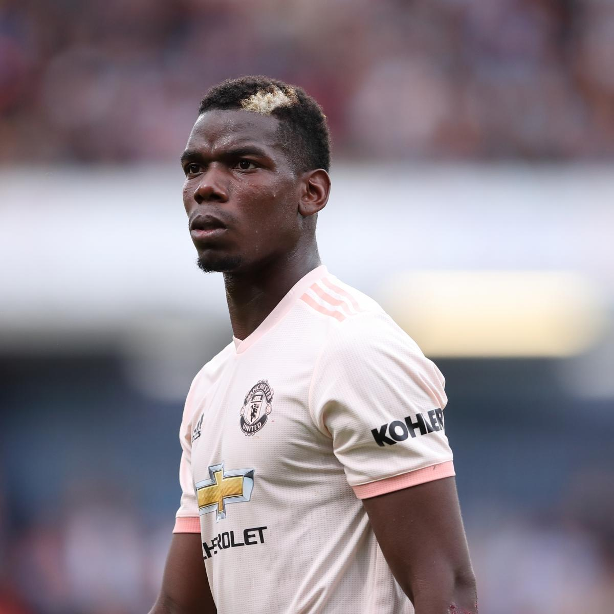 Paul Pogba Urged Not to Be a Mercenary by Gary Neville Amid Man Utd Exit Rumours
