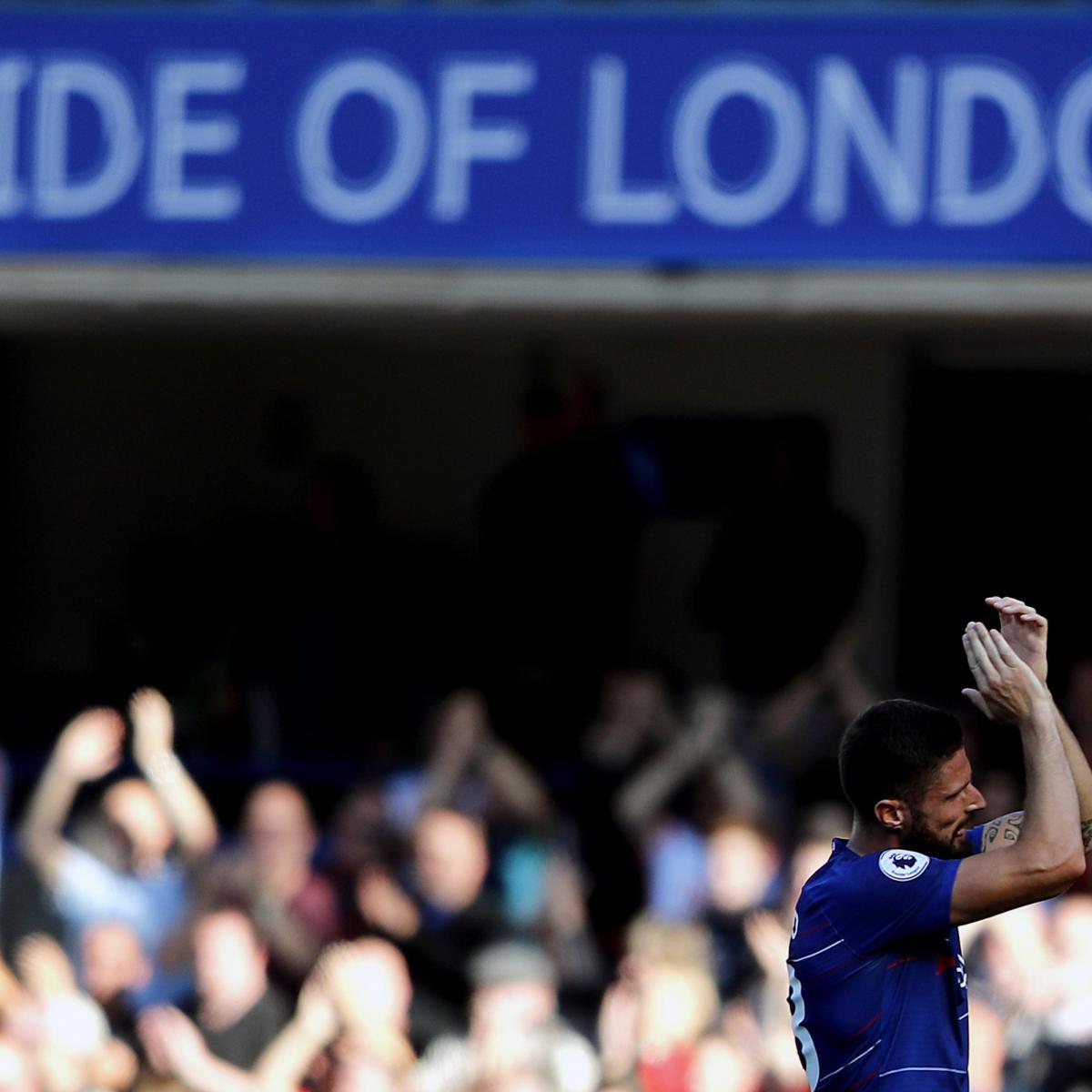 Chelsea vs. Cardiff City: Odds, Preview, Live Stream, TV Info