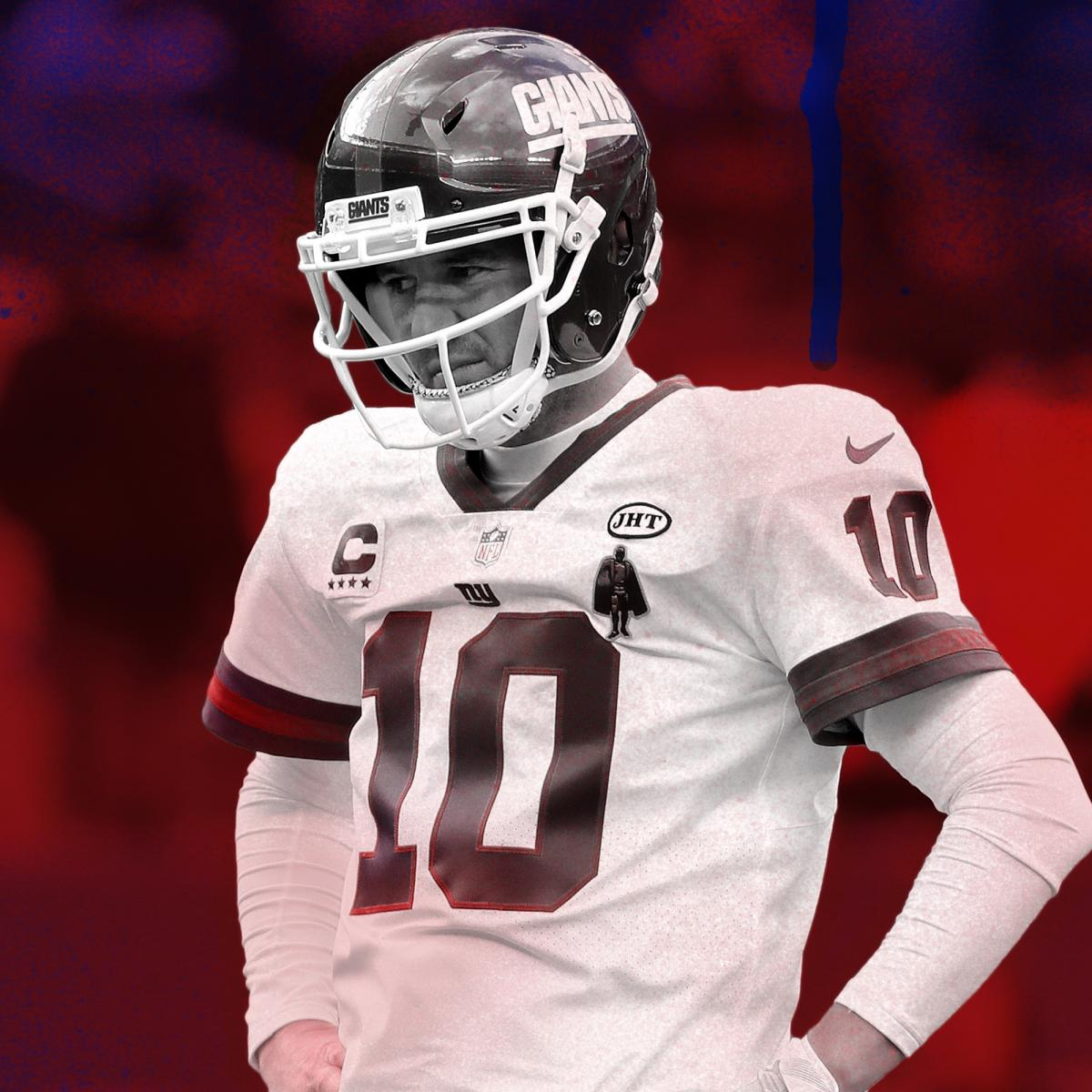 Feeling the Pressure: Eli Manning out to Prove Giants Right for Gambling on Him