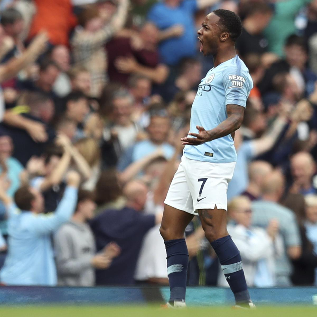 Raheem Sterling Reportedly Wants £100K Rise in New Manchester City Deal