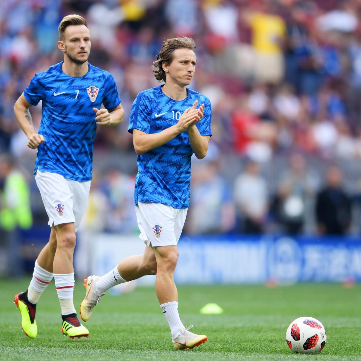 Ivan Rakitic Backs Luka Modric to Win Any Prize Lionel Messi Cannot