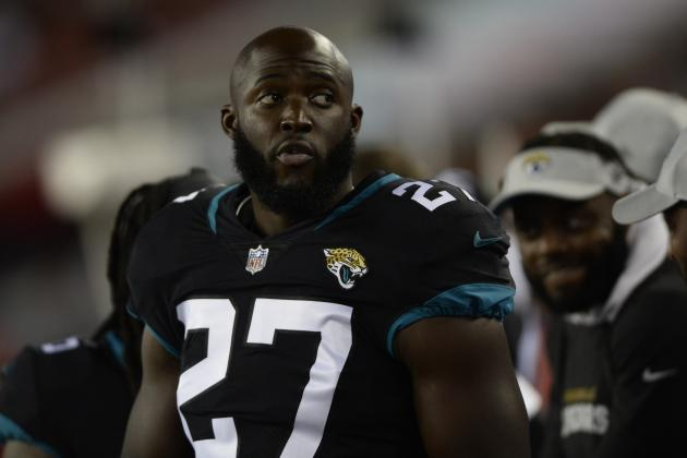Leonard Fournette Ruled Out vs. Patriots in Week 2 with Hamstring Injury