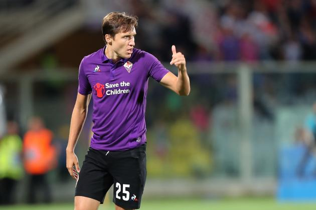 Report: Chelsea Considering January Move for Fiorentina's Federico Chiesa