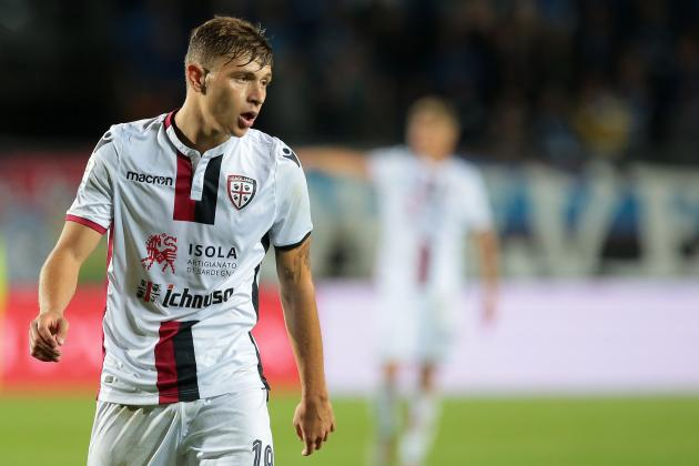 Liverpool Transfer News: Reds Reportedly Lead Race to Sign Nicolo Barella