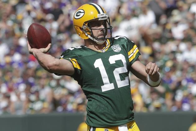 Kirk Cousins, Vikings Tie with Aaron Rodgers, Packers Amid Kicking Woes