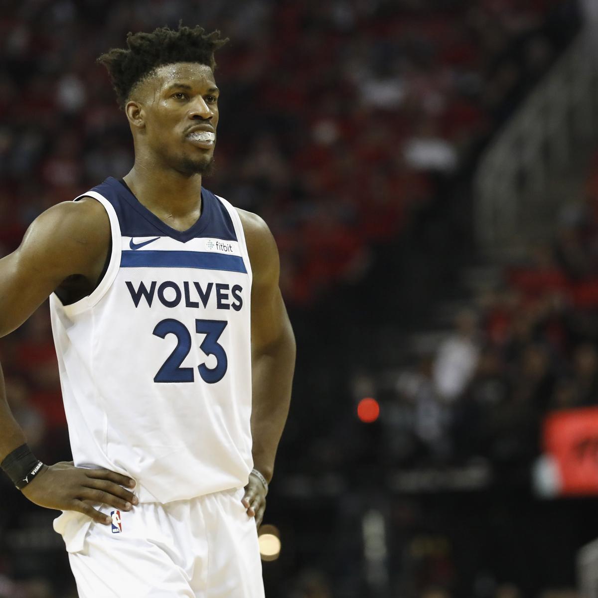 NBA Rumors: Latest Buzz on Jimmy Butler, Joakim Noah and More