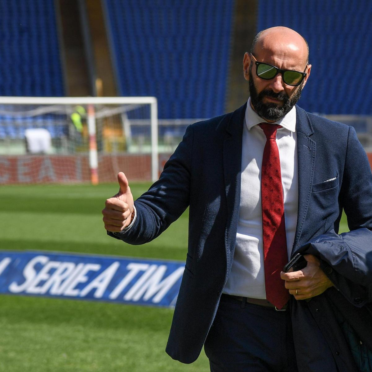 AS Roma's Monchi Denies Barcelona Interest Amid Manchester United Rumours