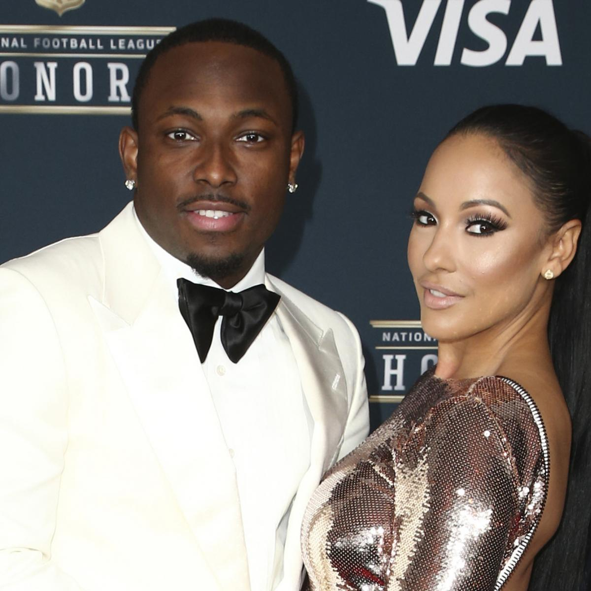 LeSean McCoy's Ex-Girlfriend Files Photos of Injuries from Alleged Home Invasion