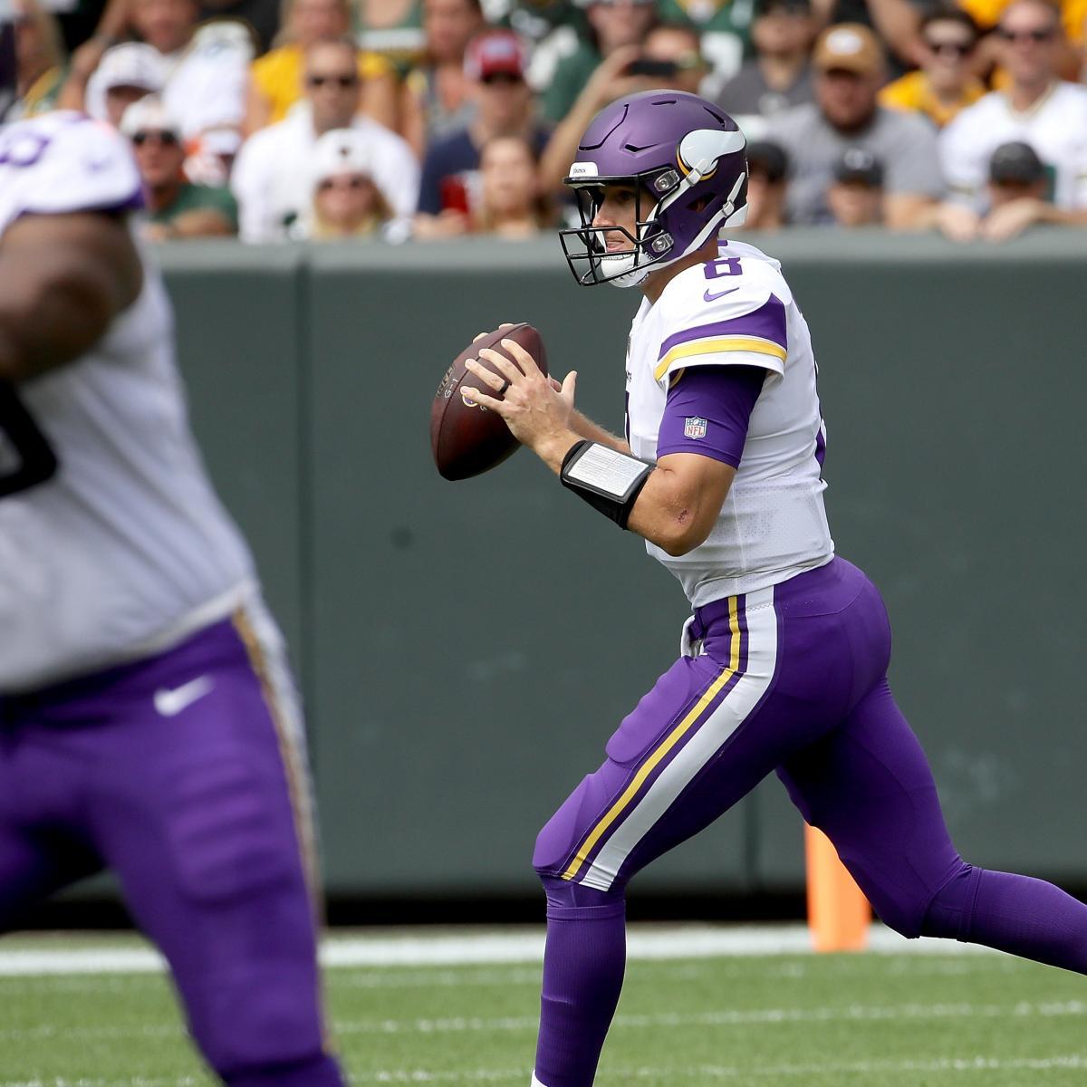 Buffalo Bills vs. Minnesota Vikings: Odds, Analysis, NFL Betting Pick