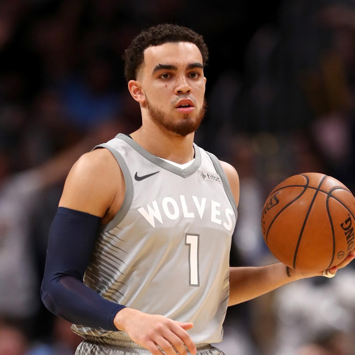 NBA Trade Rumors: Suns Interested in Timberwolves' Tyus Jones