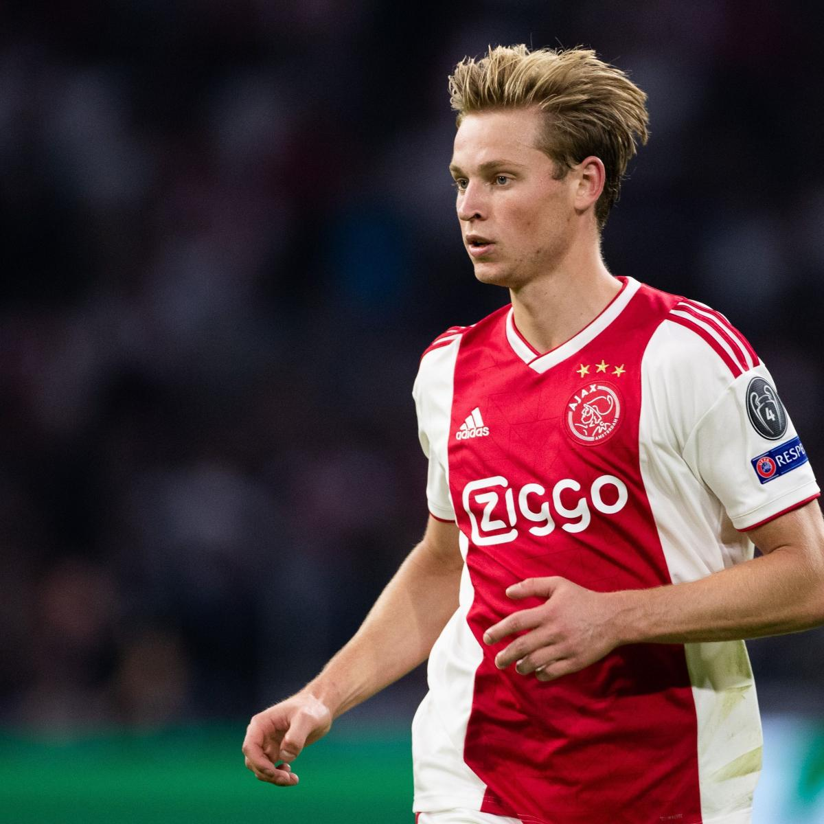Manchester City Transfer News: Frenkie de Jong Offer Reported Amid Rumours