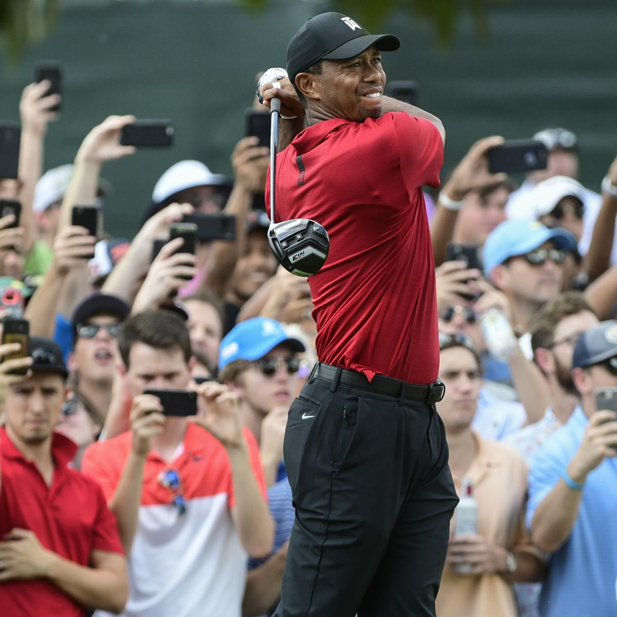 Tour Championship 2018: Tiger Woods Earns 1st Win Since '13, Wins by 2 Strokes